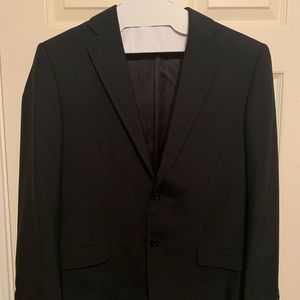 VERSACE BLACK Suit Coat